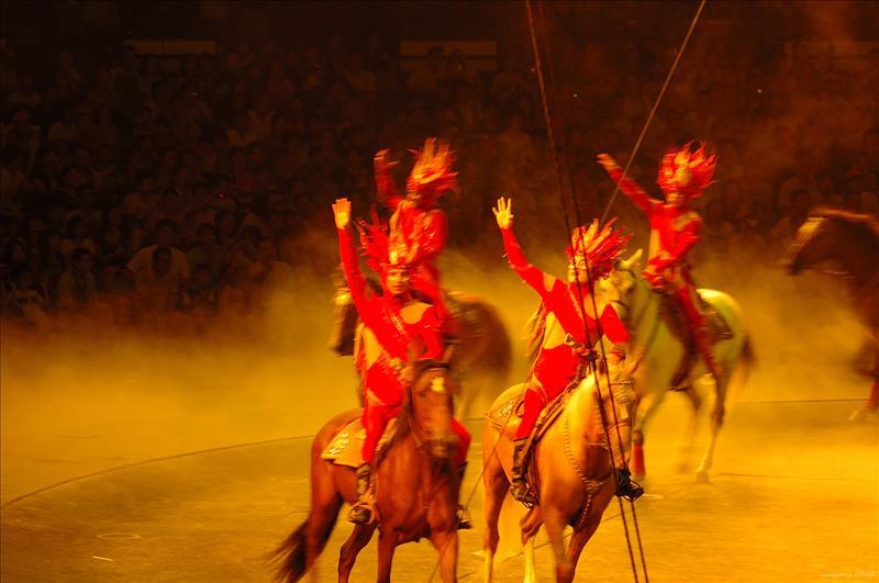 Cirque du Chine-Long 長隆情景式大馬戲
