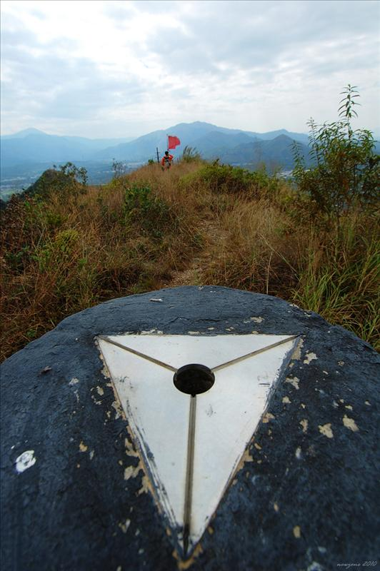 大石磨(183米) Tai Shek Mo