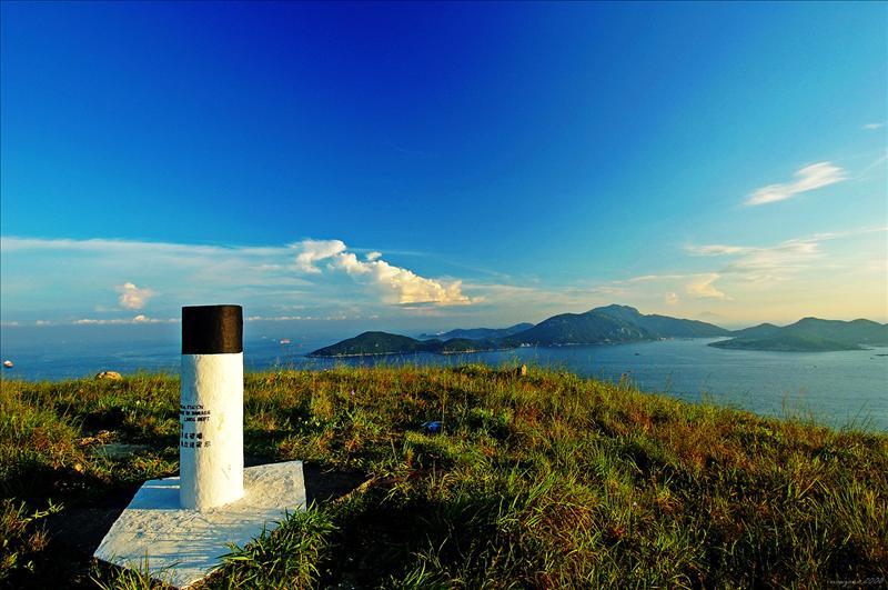 Yuk Kwai Shan 玉桂山 (196m) 山頂