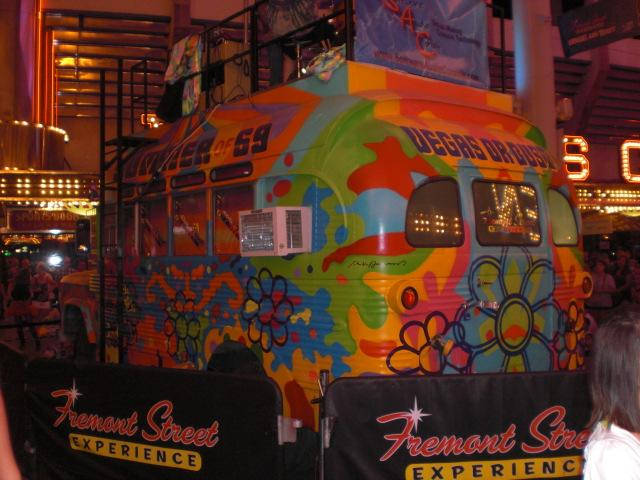 The Hippy Bus