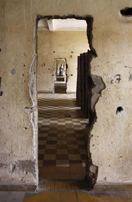 S-21 - Khmer Rouge Prison. Phnom Penh