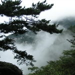 庐山,(LuShan), 江西(JiangXi), China, Sep 2006