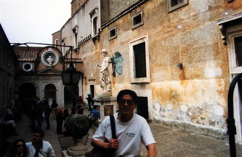 Sant Angelo,Rome, Italy