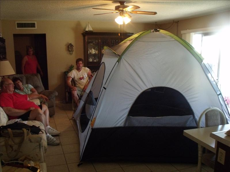 Our new tent!!