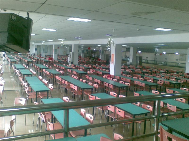 university diningroom