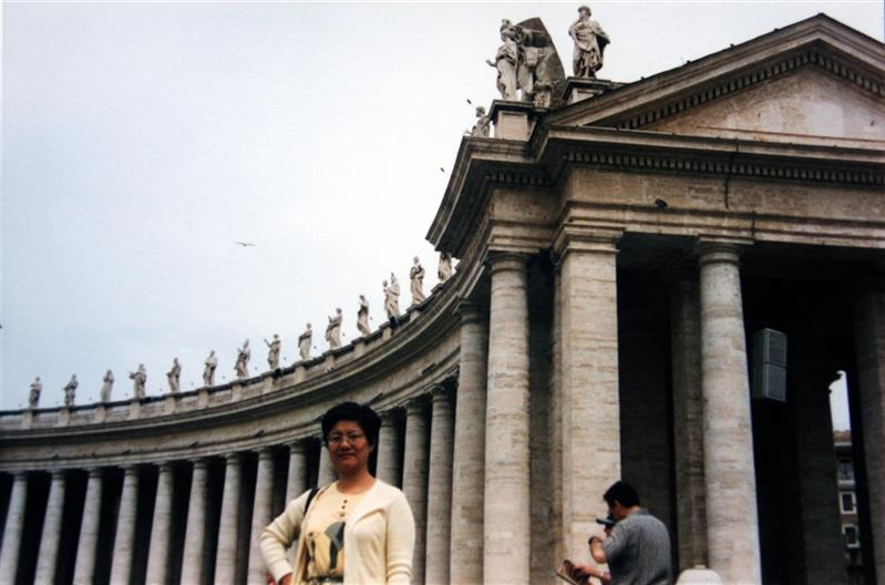 Rome,San Peter,Italy