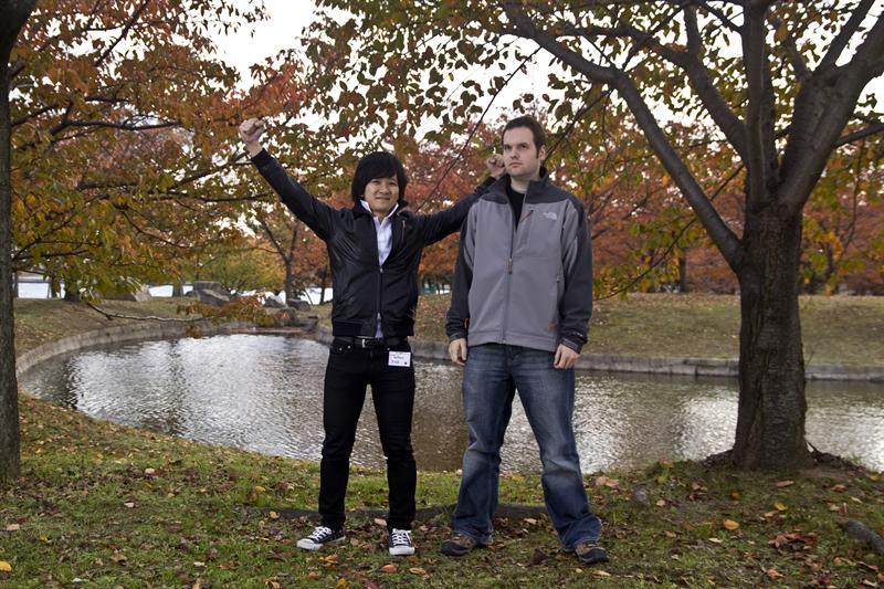 Takao & Brian