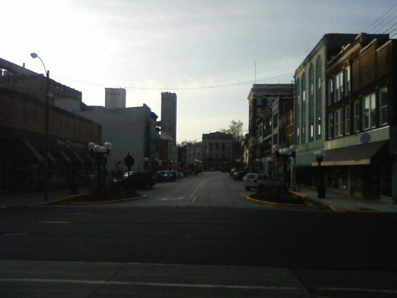 downtown Alton