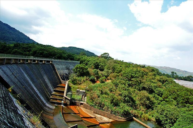 Ho Pui Reservoir 水塘堤壩