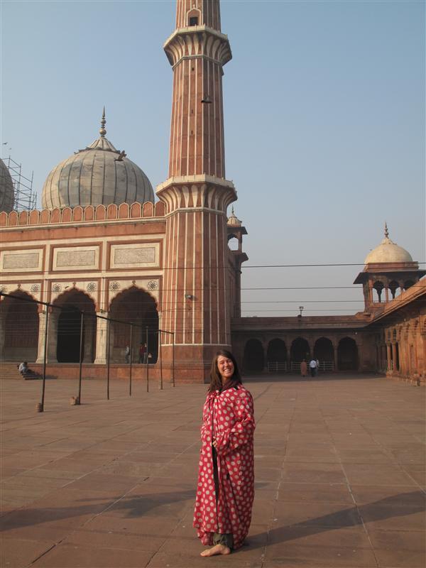 Ann - Jama Masjid