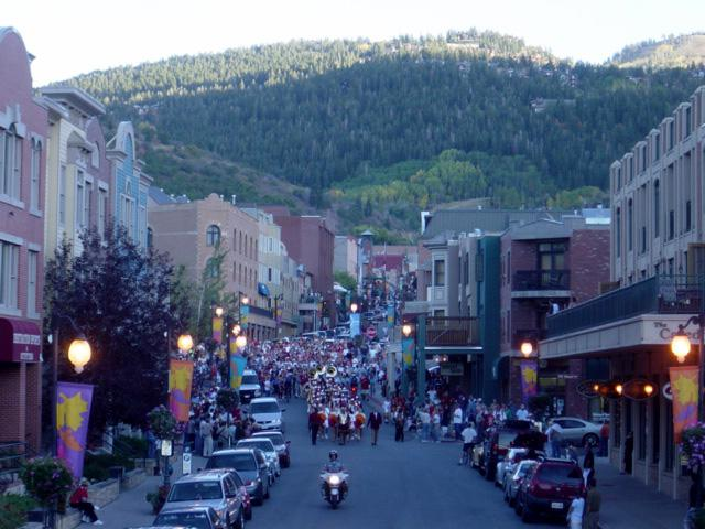 Park City shopping