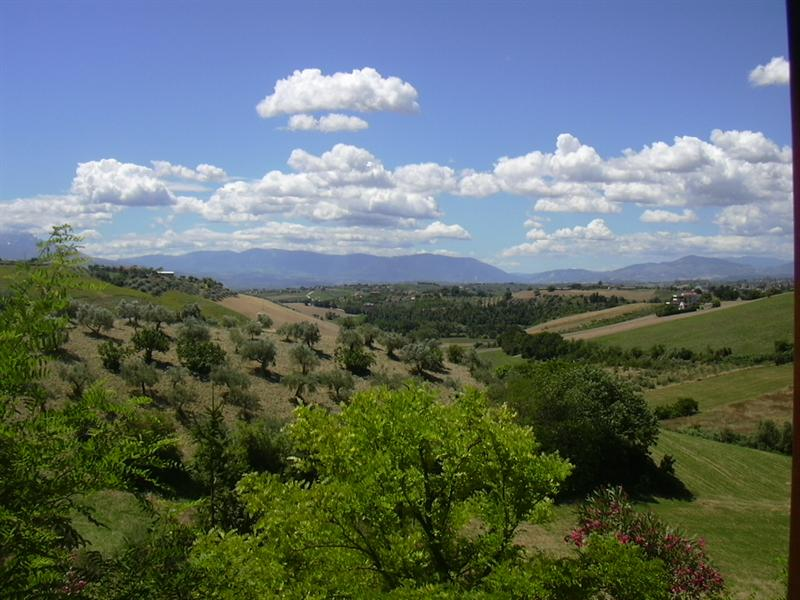 Pescara countryside