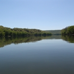 Juniata River 4-23-2010