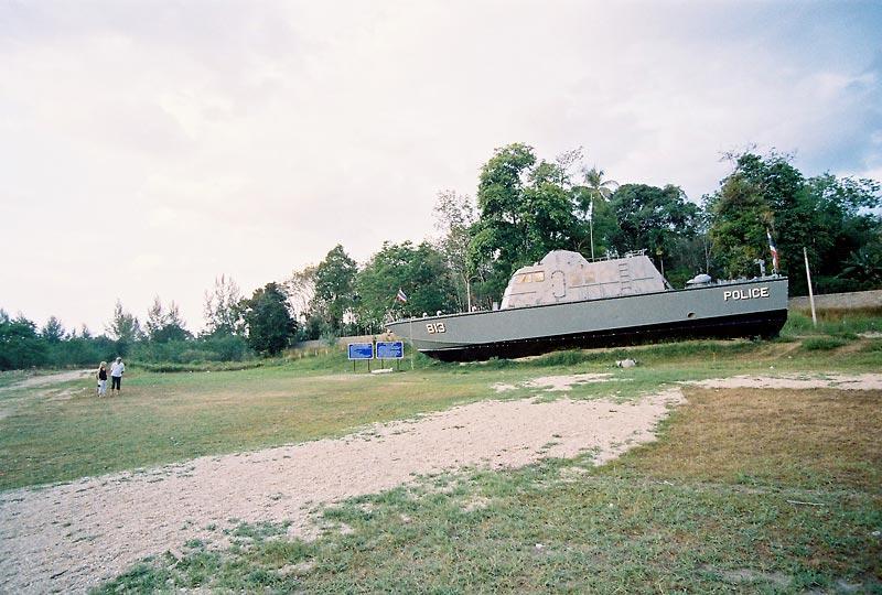 Tsunami monument 813