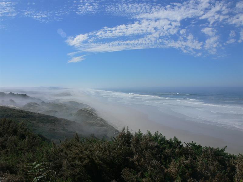 Big Sky Ore. Coast