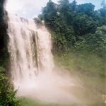 Pakse, 4 waterfall