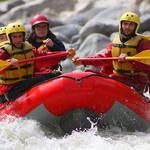rafting in the Rio Chili
