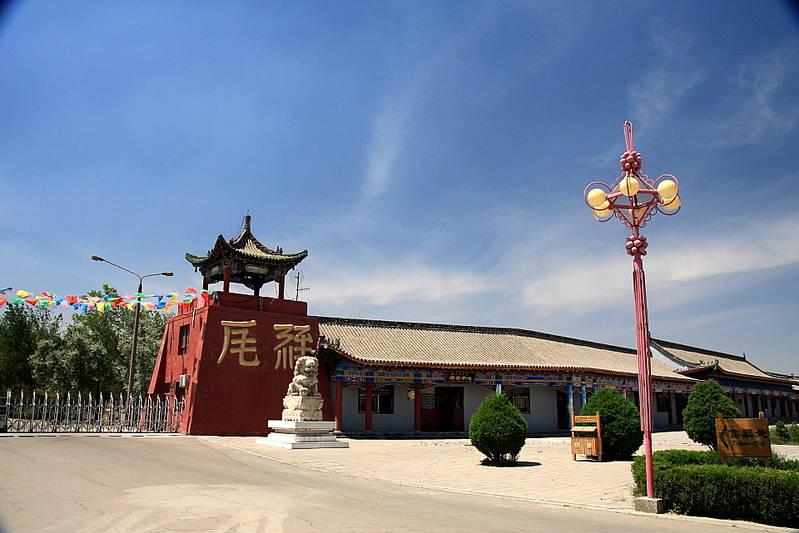 WestXia Kingdom Tombs(西夏王陵),Ningxia(宁夏),China