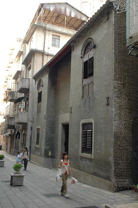 盧家大屋Lou Kau Mansion