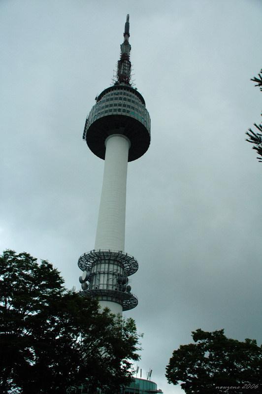 首爾塔 Seoul Tower