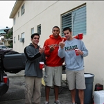 015 My roommates organize a tailgate party before the final game of the season.jpg