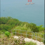 DSC_5199 假玉桂山登山石階及龍山排.jpg