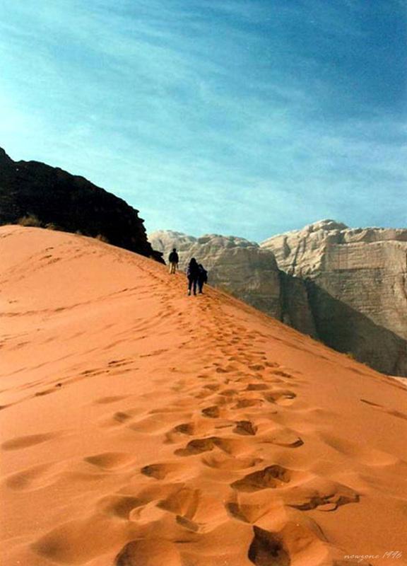 Wadi Rum 瓦地倫