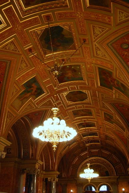 Designed by the same man who created St Stephens Basilica