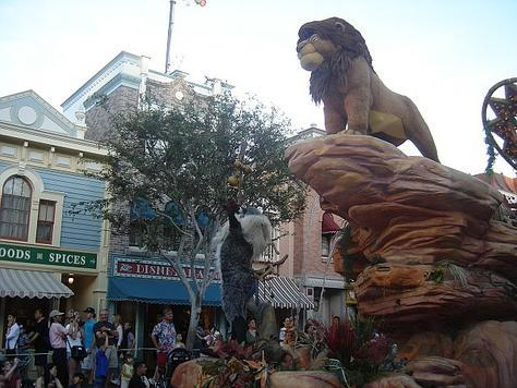 fun attractions at disneyland