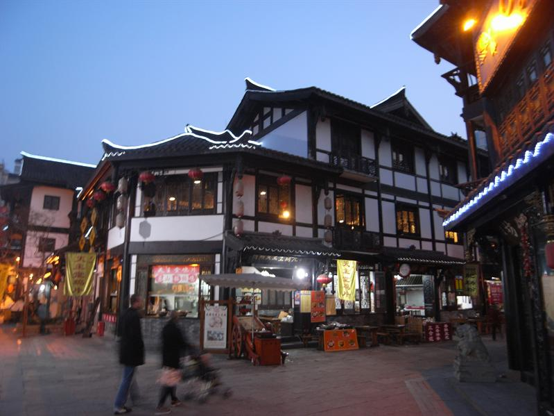 wenshu old quarter, chengdu