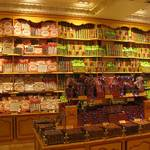 ... where we found a tempting chocolate shop ...