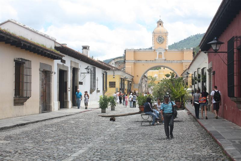 Antigua...