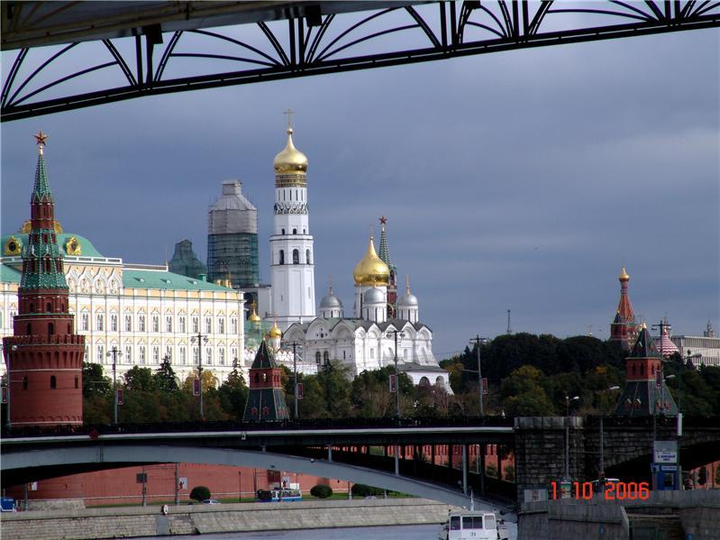 沿湖景色、莫斯科