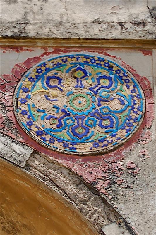 Mandala in Abu Dahbi