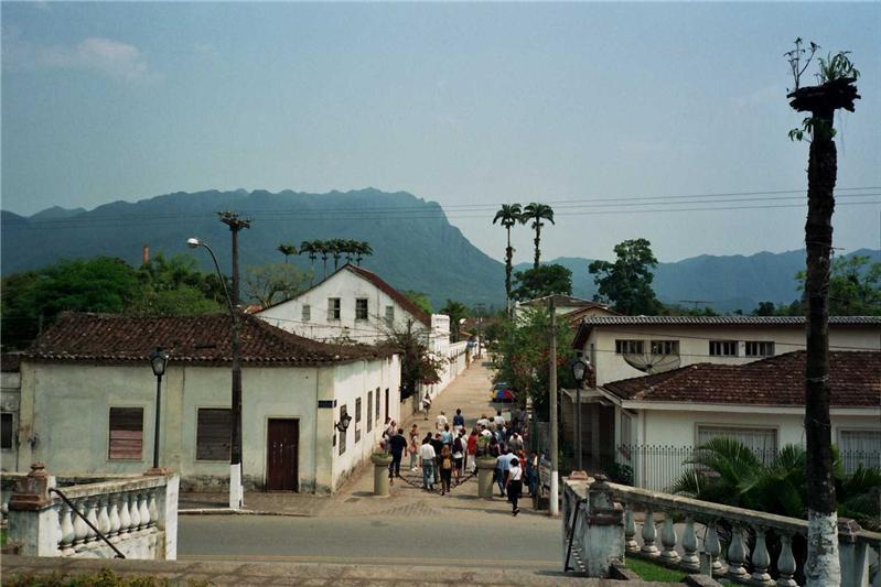 Pueblo de Brasil