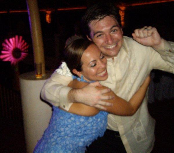 Ken and Jovy dancing
