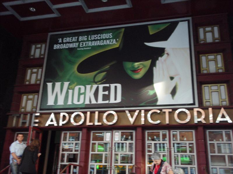 """Wicked"" at the West End - 20th May"