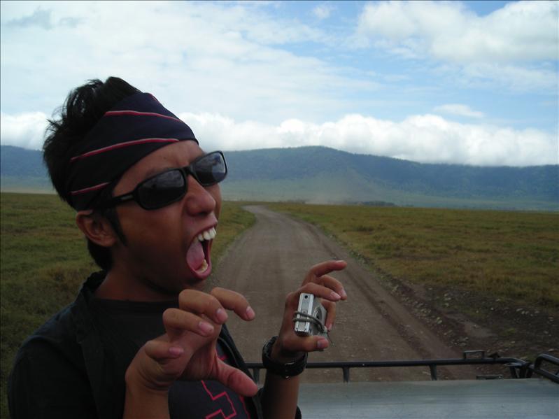 Kenny•Ngorongoro