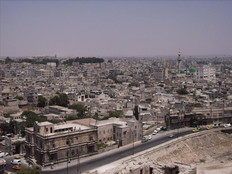 Aleppo © Fernando López
