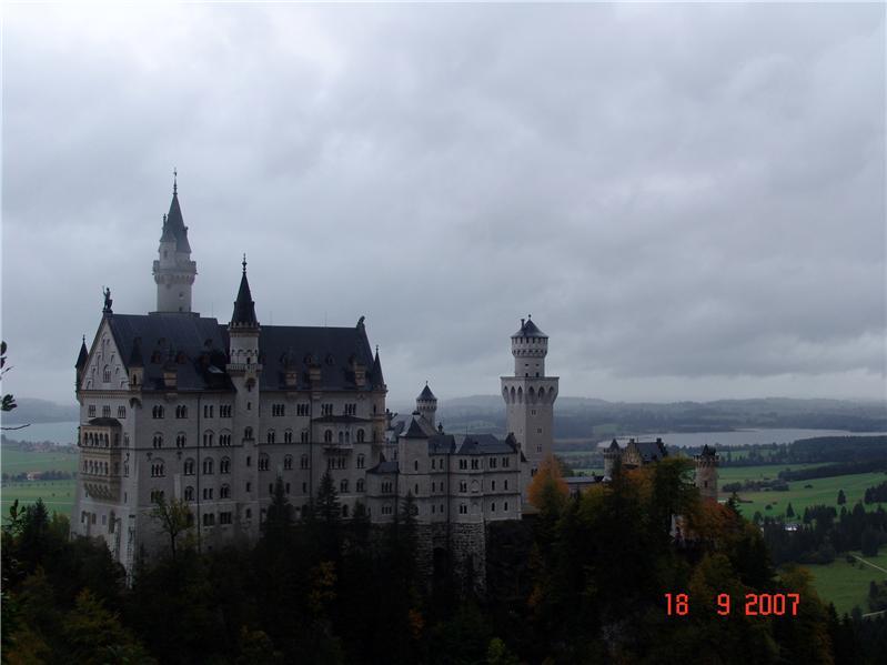 新天鹅宫、德国