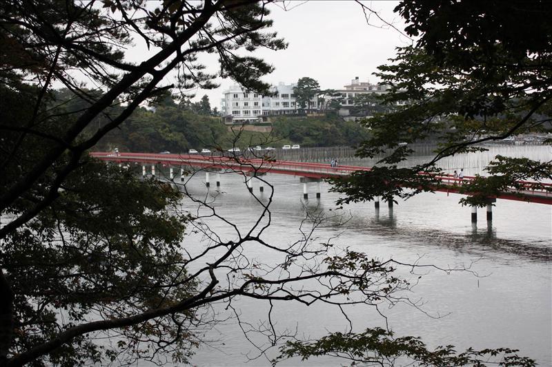 回首福浦橋
