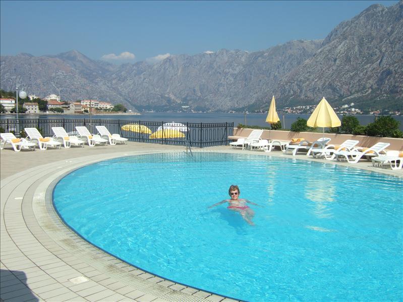 Hotel Splendido, Prcanj