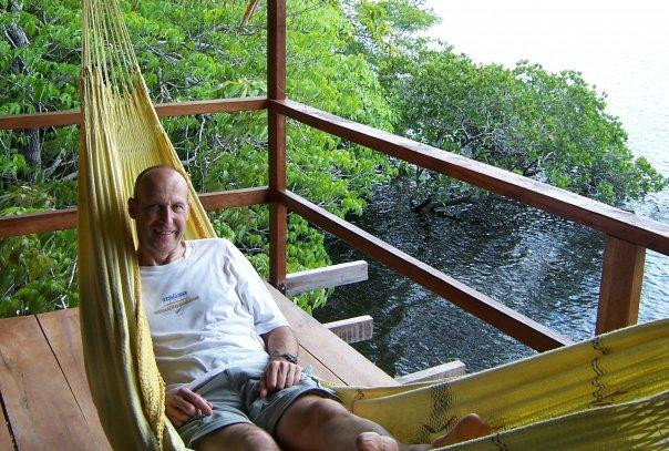TAKING IT EASY, JUMA LODGE, AMAZON