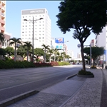 投宿的飯店APA Hotel:2007年7月才開幕