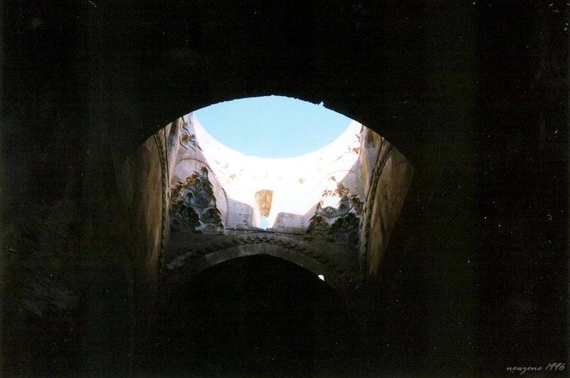 Agzikarahan 13 世紀的商旅驛站