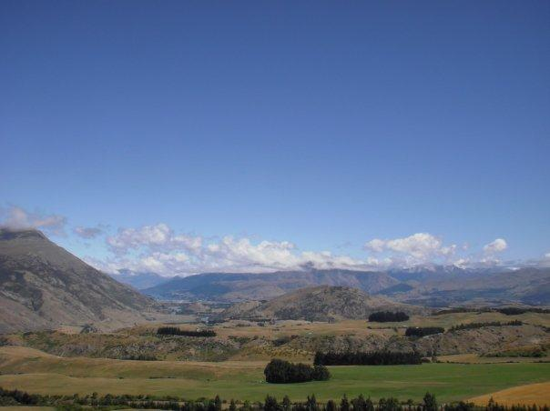 From Wanaka to Queenstown...