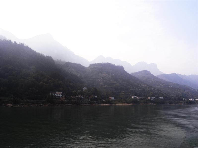 last day of cruising the yangtze