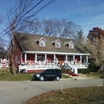 Christmas Haus in Kimswick near St. Louis