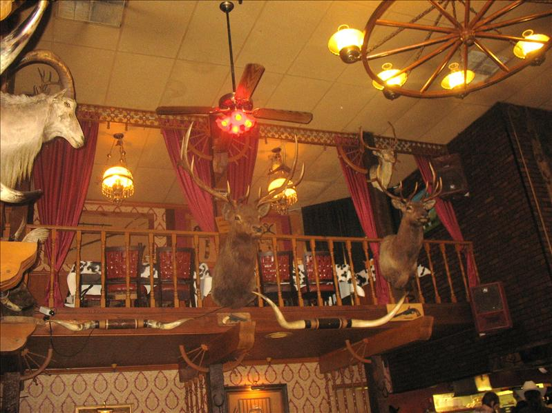 "Inside ""The Big Texan"""