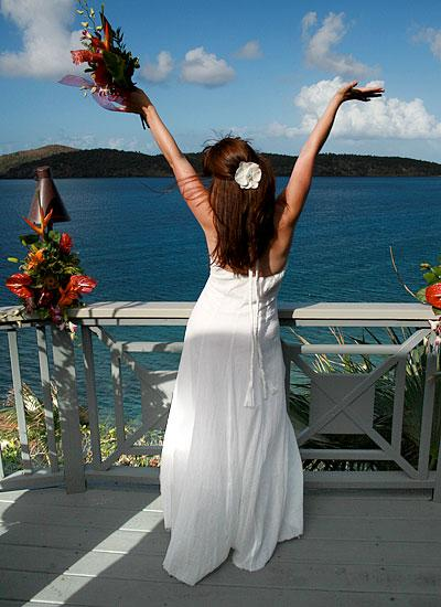 Honeymoon in St. Thomas